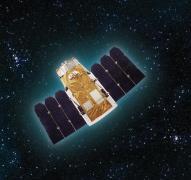 לווייני Optsat 3000 של התעשייה האווירית. צילום: התעשייה האווירית