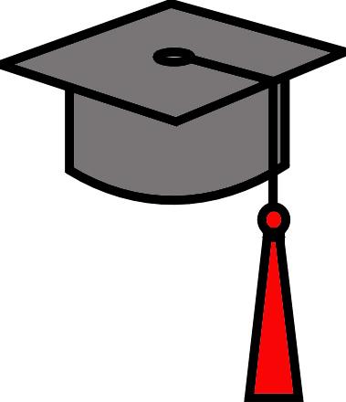 כובע הנחבש על ידי בוגרי אקדמיה ביום ההשבעה. מתוך ויקיפדיה