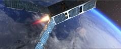ננו לויין ישראלי לירח. איור: קבוצת SPACEIL