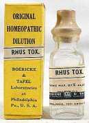 תרופה הומיאופתית. מתוך ויקיפדיה
