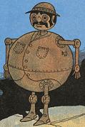 הרובוט טיק-טוק מן הקוסם בארץ עוץ (אין לבלבל עם איש הפח!)