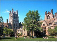 אוניברסיטת ייל. מתוך אתר האוניברסיטה