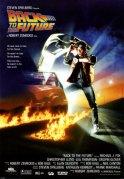 כרזת הסרט בחזרה לעתיד, בכיכובו של מייקל ג'יי פוקס
