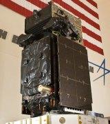 לווין SBIRS-Hight לקראת העברתו לאתר השיגור. צילום: Lockheed Martin Photo תצפית, מעקב ויירוט