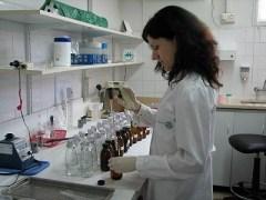 """מעבדה במיג""""ל - מרכז מו""""פ גליל בקרית שמונה. תמונת יח""""צ"""