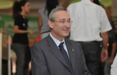 נשיא האוניברסיטה העברית, פרופ' מנחם בן-ששון