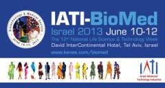 לוגו כנס IATI-Biomed 2013