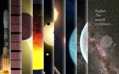 """אוסף כוכבי לכת שהתגלו על ידי טלסקופ החלל קפלר. איור: נאס""""א"""