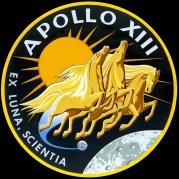 סמל משימת אפולו 13