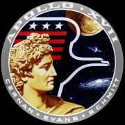 סליל טיסת אפולו 17