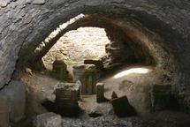 """בתי קברות לילדים בקרתגו. הילדים הוקרבו כקורבנות לאלים. צילום ד""""ר ג'וזפין קין, אוניברסיטת אוקספורד"""