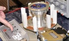 מעבדת זבובי פירות שתשוגר לתחנת החלל הבינלאומית