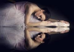 רקדנית בלט. איור: shutterstock