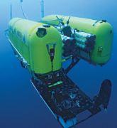הצוללת נראוס, בטרם טביעתה. באדיבות המעבדה לצילום והמחשה מתקדמים של WHOI