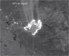 זוהר הלילה של האטמוספירה. סטיבן ד' מילר