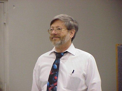 פול שוך, מייסד SETI League. תמונת ארכיון.