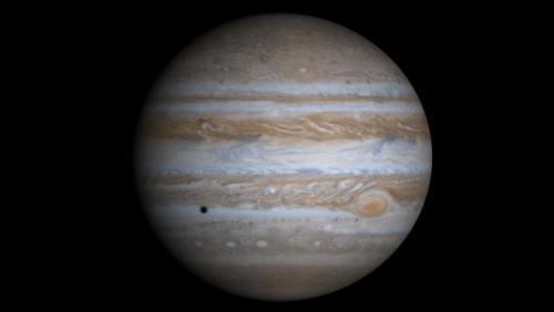 כוכב הלכת צדק. Credit: NASA/JPL/University of Arizona