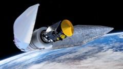 החללית אקסומארס. איור: סוכנות החלל האירופי