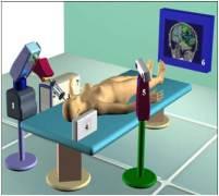 הדמיה של שימוש במחט ביומימטית בניתוח. איור: אימפריאל קולג' לונדון