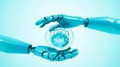 עידן הרובוטים. איור: shutterstock