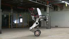 הרובוט החדש של בוסטון דיינמיקס. מקור: בוסטון דיינמיקס.