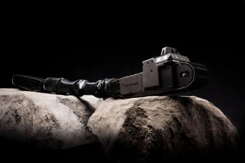 הגארדיאןS, רובוט דמוי נחש. מקור: Sarcos.