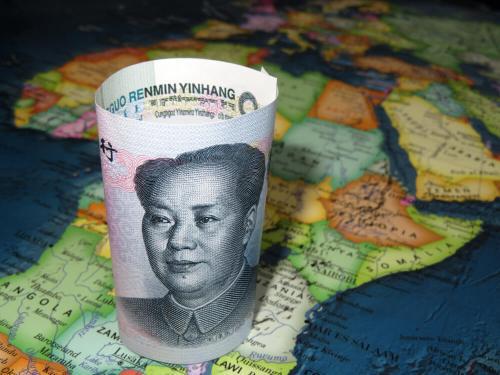 ההשפעה הכלכלית של סין באפריקה. איור:  shutterstock
