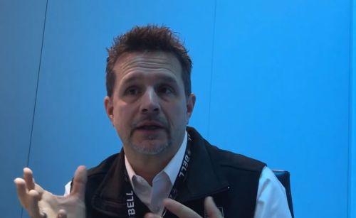 סקוט דרנן, סגן נשיא לחדשנות ביצרנית המסוקים בל. צילום: אבי בליזובסקי