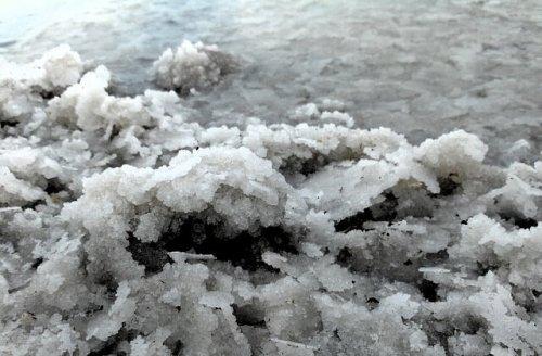 ים המלח. מתוך PIXABAY.COM