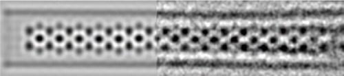 הננו-נקבוביות מגדילות את שטח הפנים לאחסון חלקיקים טעונים. תצלום: Joe Monk, Wikimedia