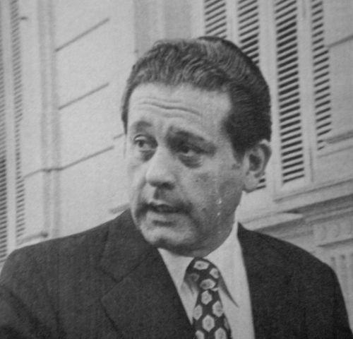 """ד""""ר רנה פבלרו, בצילום משנת 1976 בבואנוס איירס. צילום: מתוך ויקיפדיה"""