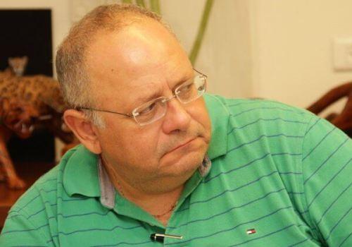 פרופ' שלומי דולב, דקאן הפקולטה למדעי המחשב באוניברסיטת בן גוריון. צילום: יניב פאר