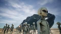 אנו מדמיינים את החייזרים כיצורים דמויי בני אדם מעוותים. אין סיכוי. איור: shutterstock