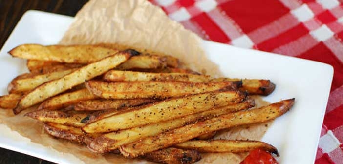 Patates Kizartmasi Nasil Citir Yapilir