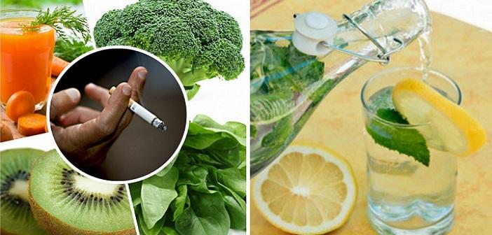Nikotini Vücuttan Temizleyen En İyi 11 Gıda