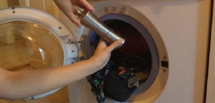 Çamaşır Makinesine Neden Karabiber Konulur?