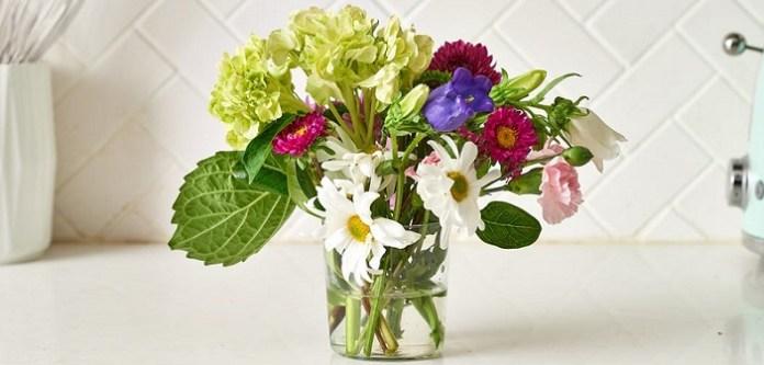 Taze Çiçeklere Saç Spreyi Sıkmanın Parlak Nedeni