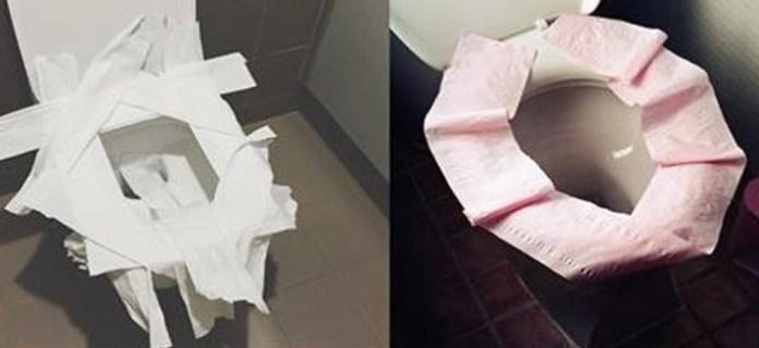 Umumi Tuvalette Bunu Yapmayın!