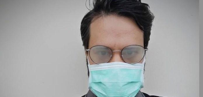 Maske İle Gözlüğünüzün Buğulanmasını Önlemek