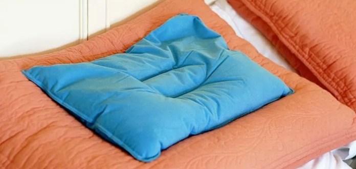 Serinletici Yastık Nasıl Yapılır?