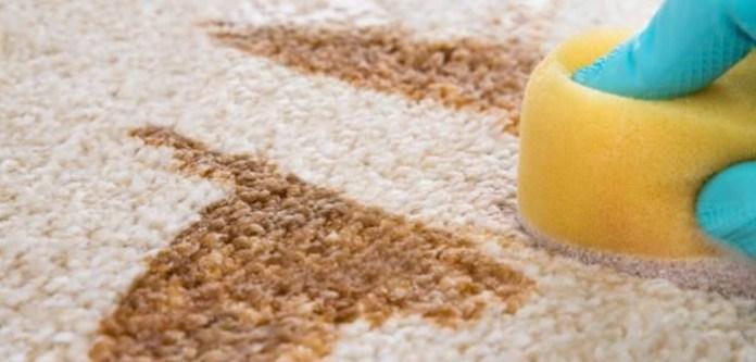 Çamaşır Suyu İle Halı Temizleme Nasıl Yapılır?
