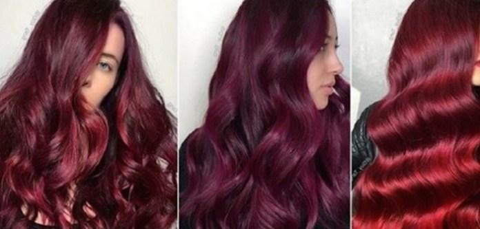 Kızıl Saç Boyasının Solmaması İçin