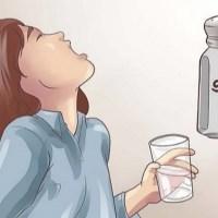 ماهي فوائد الغرغرة بالماء والملح؟