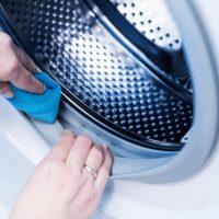 كيف تقوم بتنظيف غسالة الملابس ؟