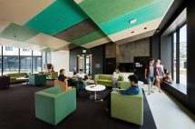 Monash University Halls Of Residence Hayball