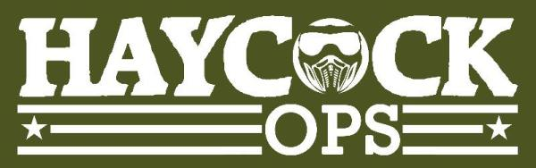 Haycock Ops Paintball Logo