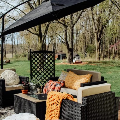 Spring Time Patio Refresh   The Perfect Outdoor Furniture
