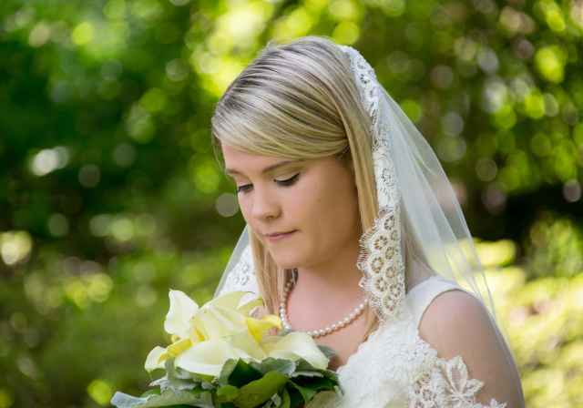 gorgeous bridal portraits in richmond, va by hayes & fisk