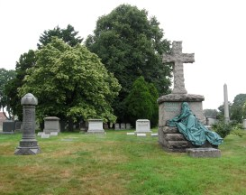 The Lewis Family In Green-Wood Cemetery, Brooklyn, NY