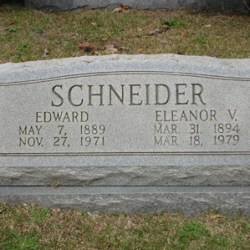 Obituary: Edward Schneider, husband of Eleanor Tierney Schneider
